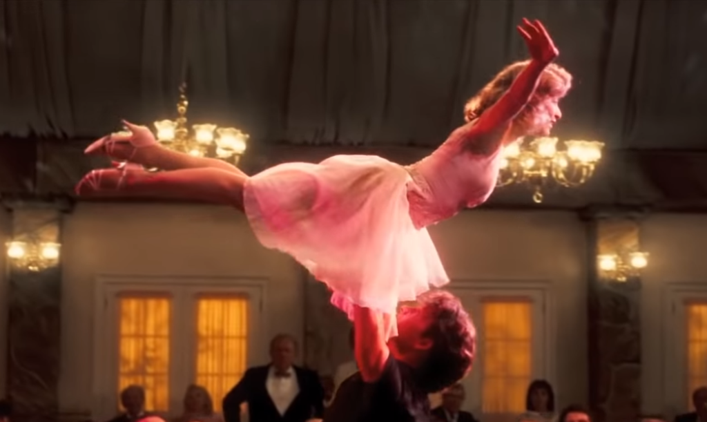 Jennifer Grey in Dirty Dancing